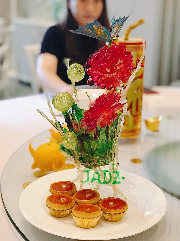 CNY menu: Jade at Fullerton