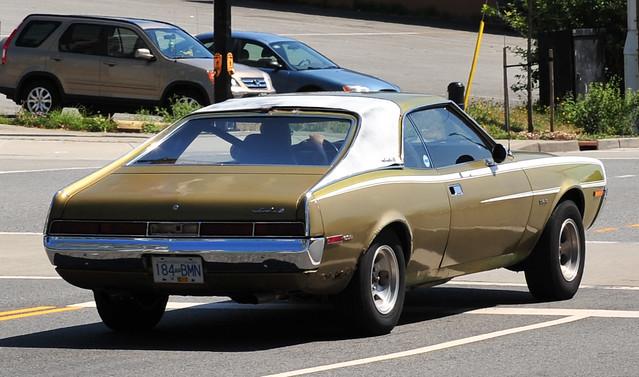 1970 AMC Javelin 304