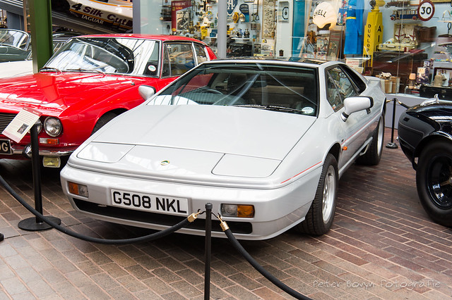 Lotus Esprit - 1989