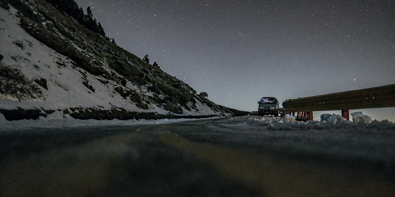 合歡山追雪|Fujifilm X100V