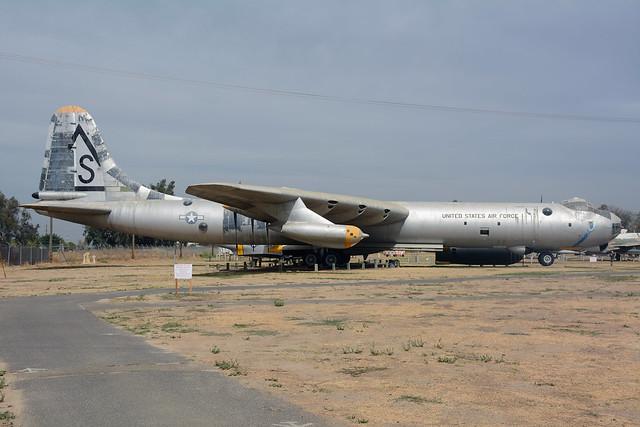 51-13730 Connvair RB36H  Peacemaker  Castle Air Museum 29-09-15
