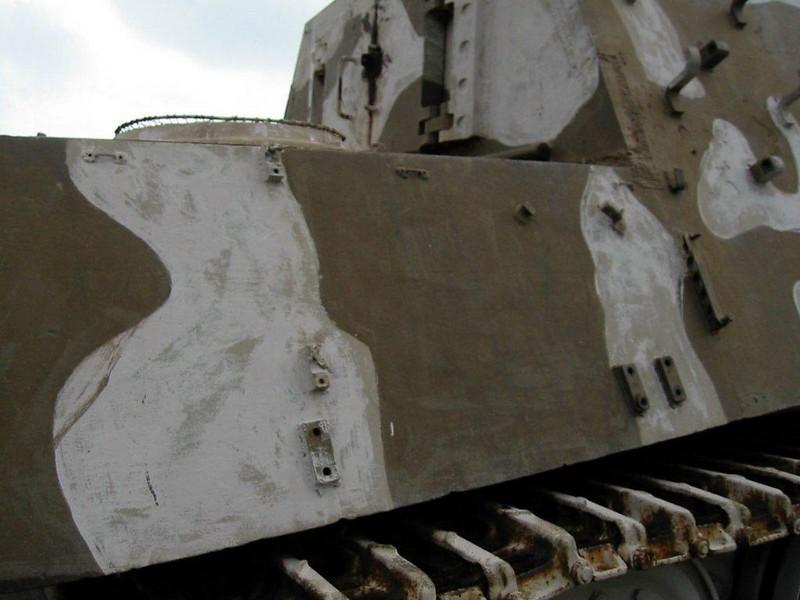 Jagdtiger Sdkfz 186 Henschel