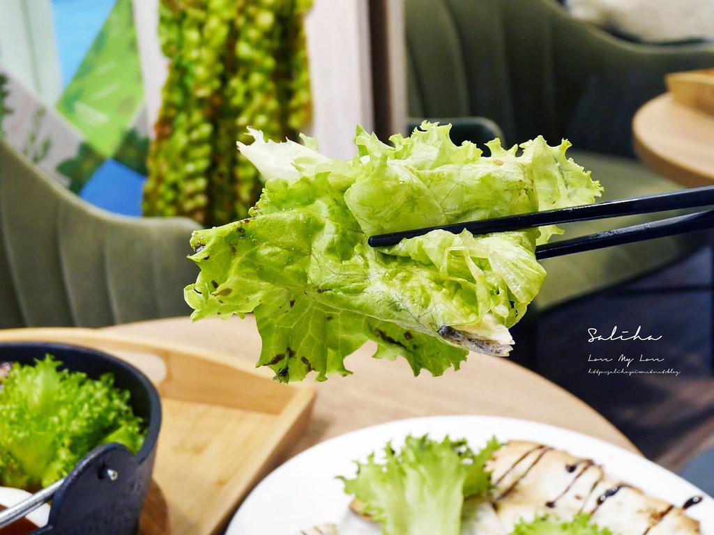 台北東區輕食餐廳NICE GREEn火鍋下午茶蔬食料理有素食忠孝復興sogo附近 (3)