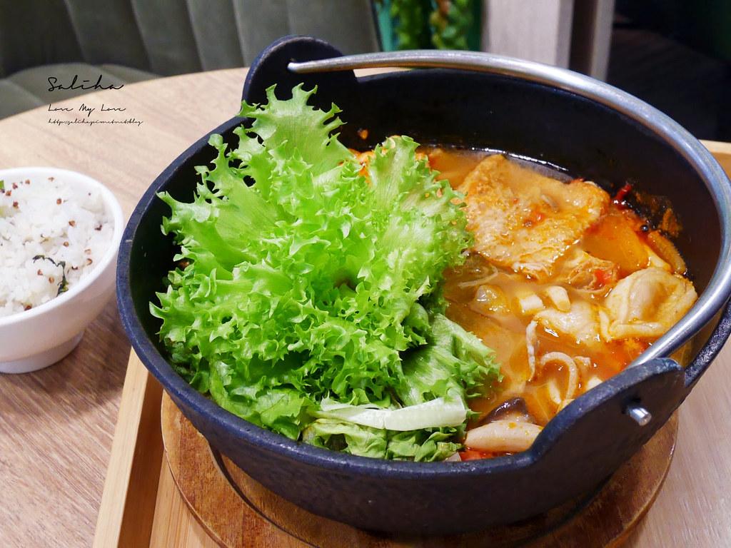 台北東區忠孝復興站不限時咖啡廳下午茶餐廳推薦NICE GREEn好吃蔬食料理捷運美食大安區餐廳 (4)