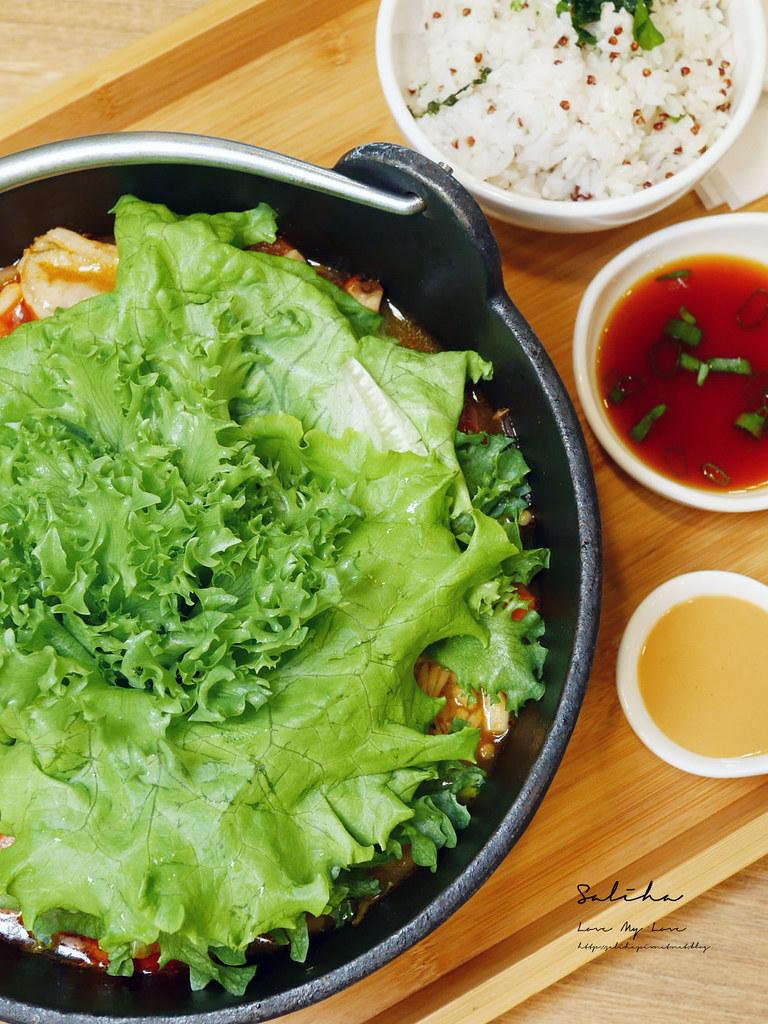 台北忠孝復興站不限時餐廳推薦NICE GREEn蛋糕甜點下午茶好吃蔬食火鍋 (2)