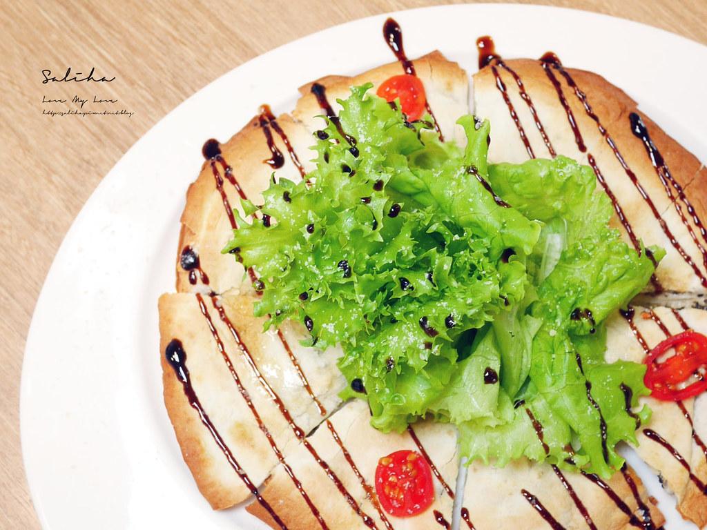 台北忠孝復興站不限時餐廳推薦NICE GREEn好吃蔬食美食咖啡廳下午茶小火鍋可久坐 (2)