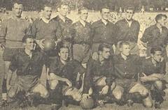 Temporada 1953/54: formación del Osasuna de Pamplona