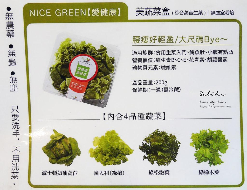 台北NICE GREEn忠孝店sogo附近生菜蔬食餐廳健康養生料理 (1)