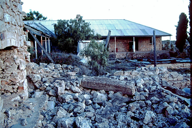 Balladonia Telegraph Station 1997