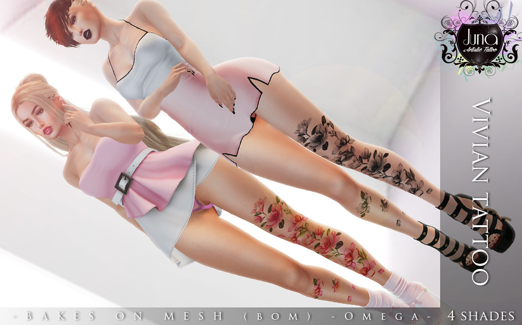 Vivian tattoo