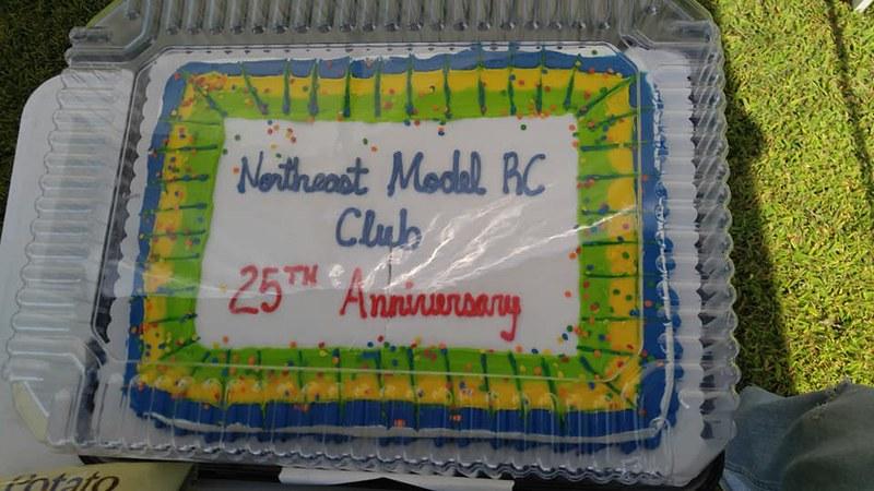 NorthEastRC 25th Anniversary