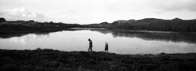 Ladies On The Lake Walk