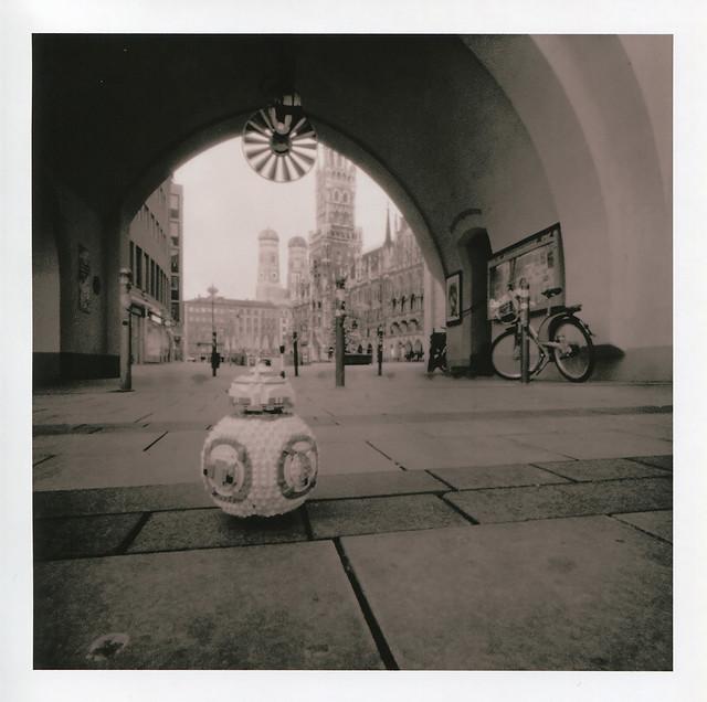 BB-8 - Spielzeugmuseum
