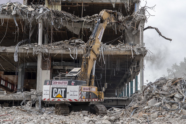 Dem-Master Demolition CAT 345C Short Stick