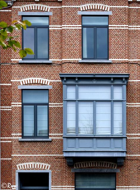 Naamsevest -- Leuven / Louvain