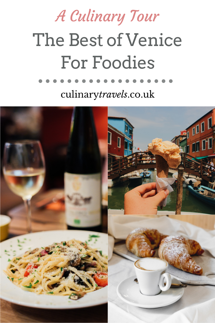 Venice for Foodies - Take a Culinary Tour