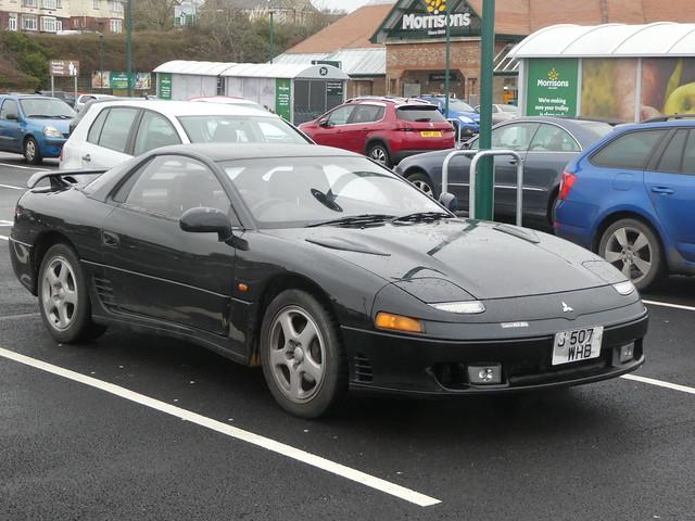 Mitsubishi 3000 GTO (1992)