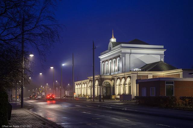 Winschoten - station, 17-01-2021