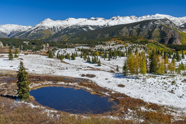 *Molas Pass @ Weminuche Wilderness*