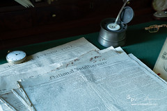 Montpelier Desk Newspapers