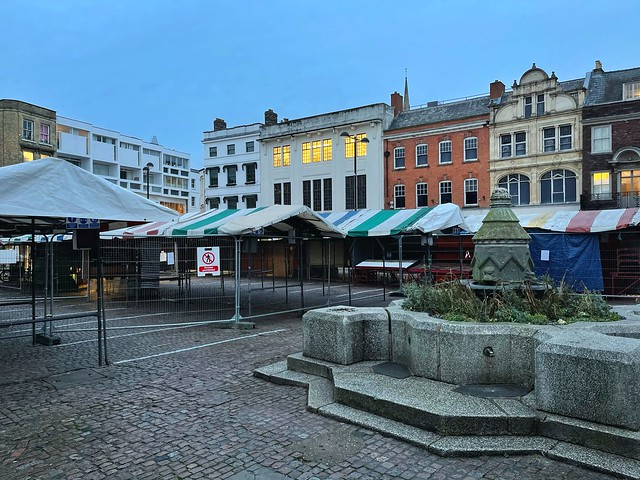 Cambridge Market Reopens