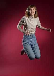 Jump Sara, jump!