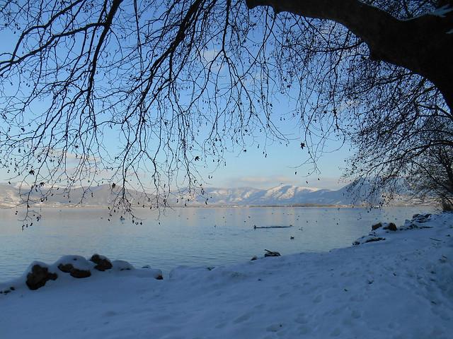 Χειμωνιάτικο τοπίο / Winter landscape