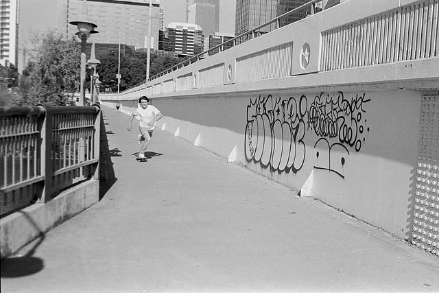 SkateBoardBridge