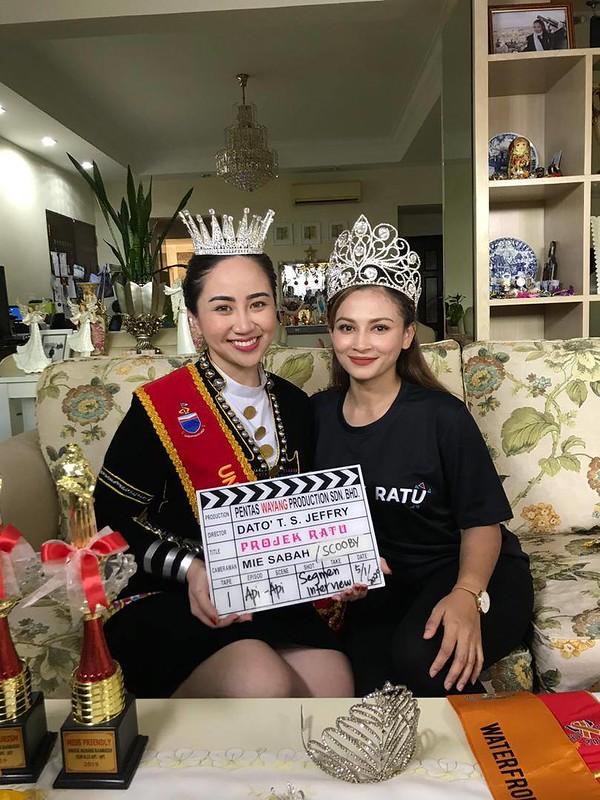 hos Projek Ratu bersama peserta