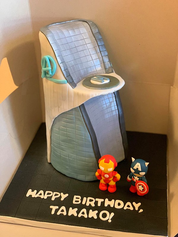 Cake by Joyce Gourmet