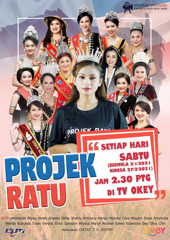 poster Projek Ratu