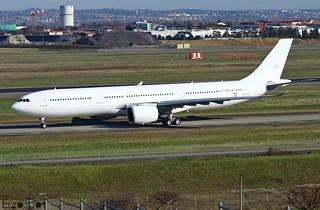 F-WWYY Airbus A330-941 Starlux  s/n 1981 * Toulouse Blagnac 2021 *
