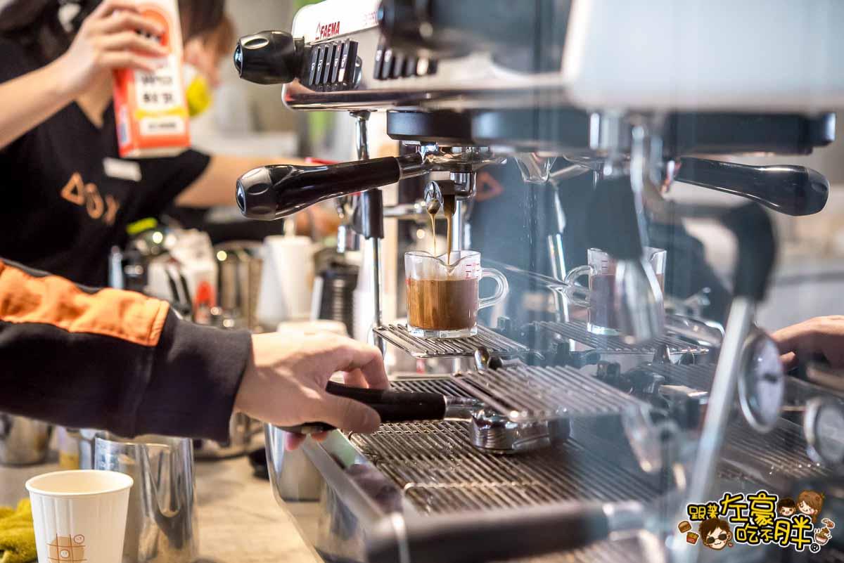 好不咖啡 高雄推薦咖啡-24