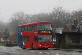 Go North East 6129 / GX03 SVD