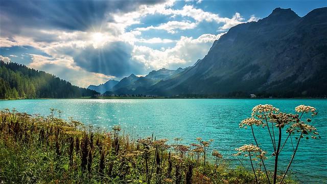 lago sereno