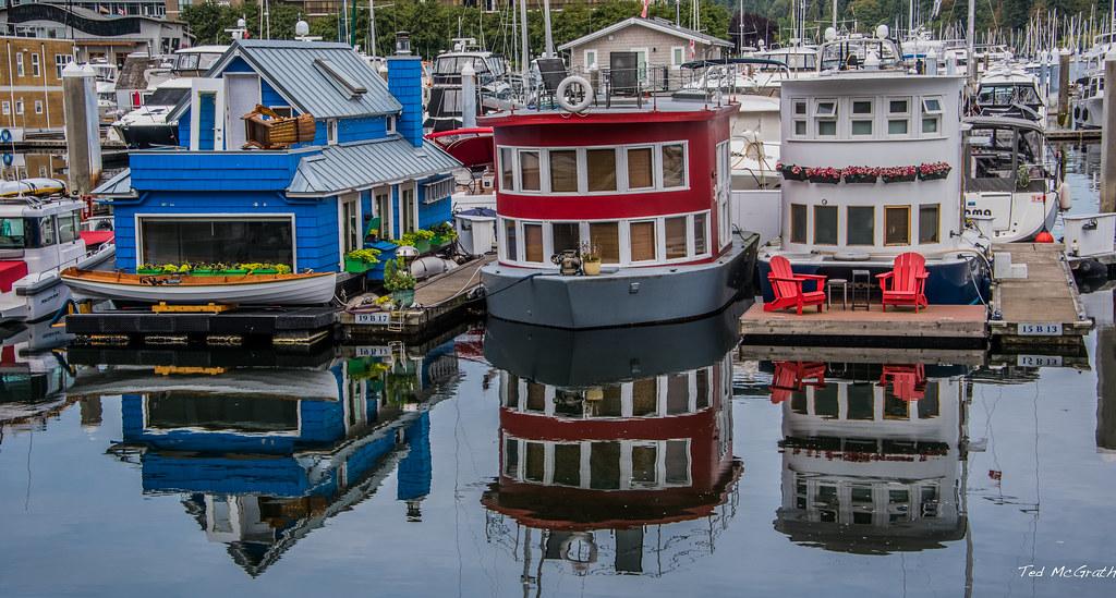 2020 - Vancouver - Coal Harbour Float Homes