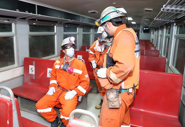 Biministro de Energía y Minería,Juan Carlos Jobet