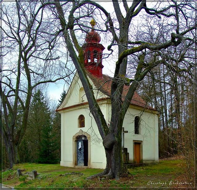 Malá Svatá Hora - Kaple Navštívení P. Marie
