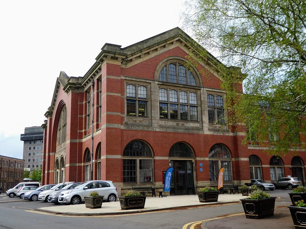 Lapworth Museum of Geology, University of Birmingham