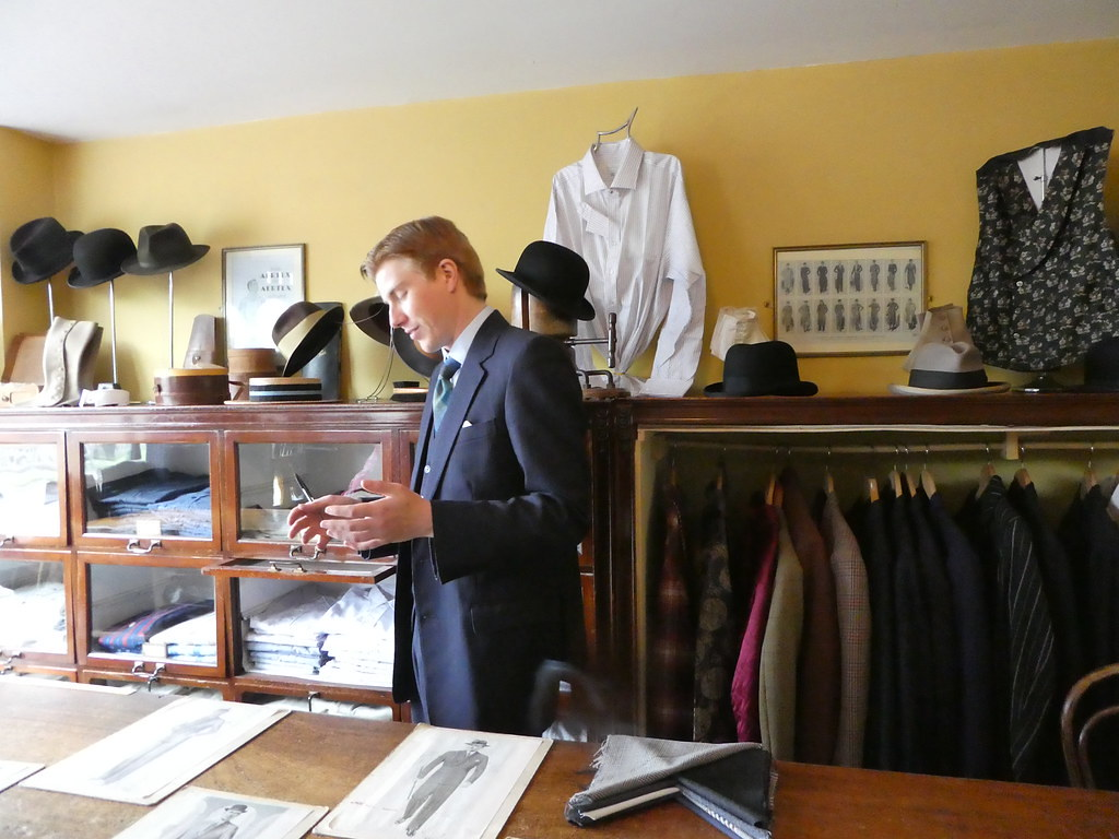Milliners Shop, Black Country Living Museum