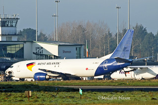 B737-4K5(F) G-JMCZ WEST ATLANTIC