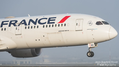 Boeing 787-900 Dreamliner Air France F-HRBA