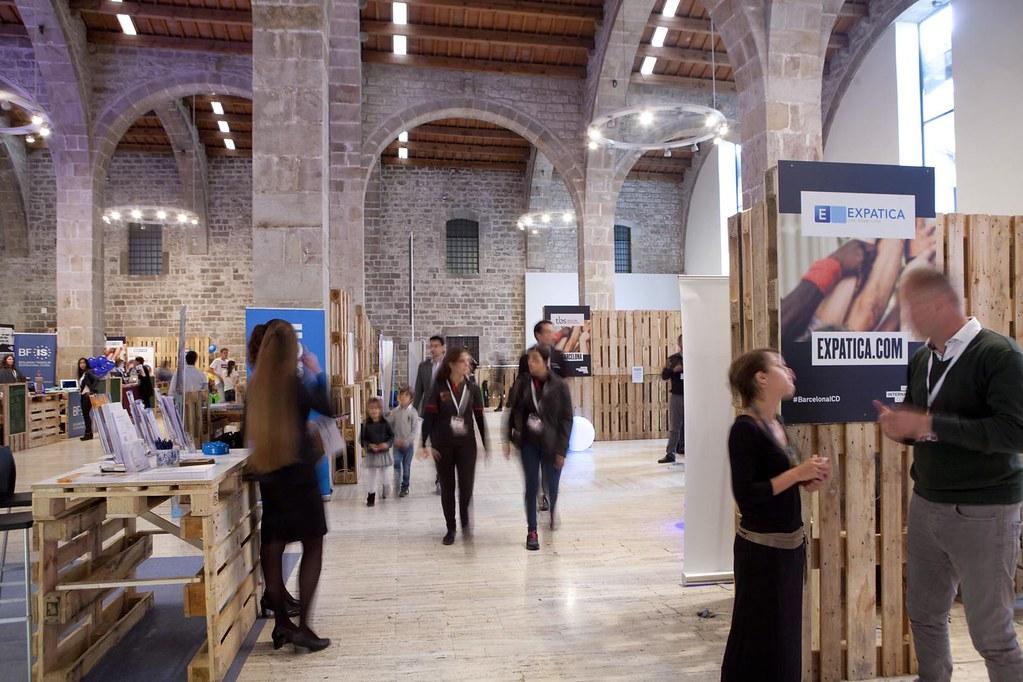 Barcelona International Community Day 2016