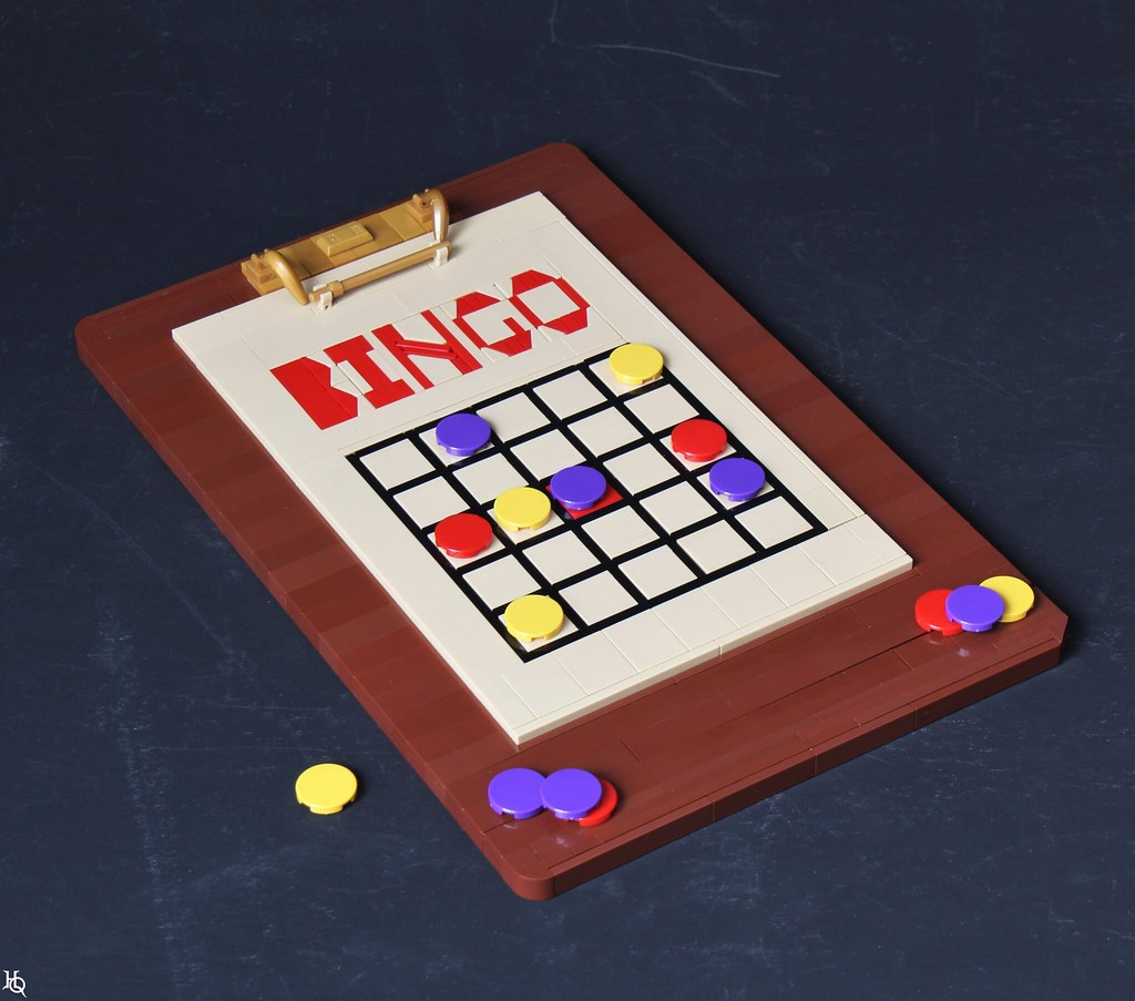 Iron Bingo