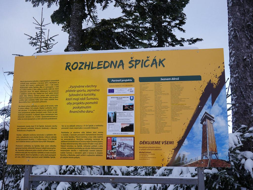 Špičák - Čertovo jezero, okruh Šumava Czech photo 04