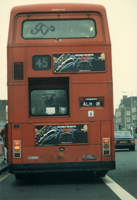 29 December 1988 Stockwell ALM1B