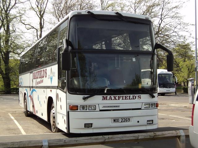 Maxfield`s Coaches of Sheffield MXI2269