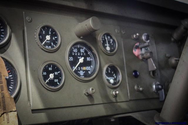 1958 DAF YA 314 - BE-41-08