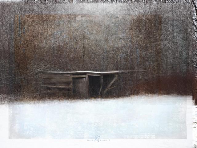 EXPLORED: Nodeland Winter Shed - Pep Ventosa