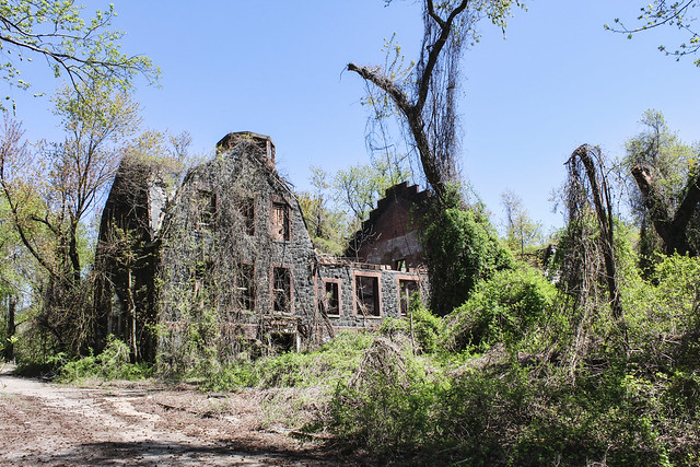 New York City Farm Colony Ruins